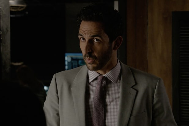 The Blacklist`: Aram Is Either Good or Devastated  But Definitely Ready to Go Undercover (Exclusive Video)