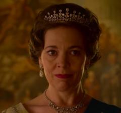The Crown Olivia Colman