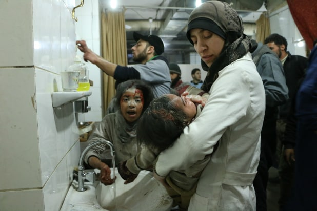 'The Cave' Film Review: Women Are Lifesaving Heroes in Syrian War Hospital Documentary