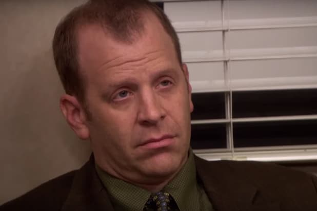 'The Office': Angela Kinsey Doesn't Hesitate Saying Toby Is Still an Abject Failure 6 Years Later (Video)