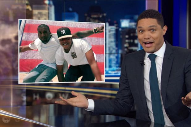 Trevor Noah Offers Amusing Solutions to the Problem of People Who Aren't Black Using the N-Word (Video)