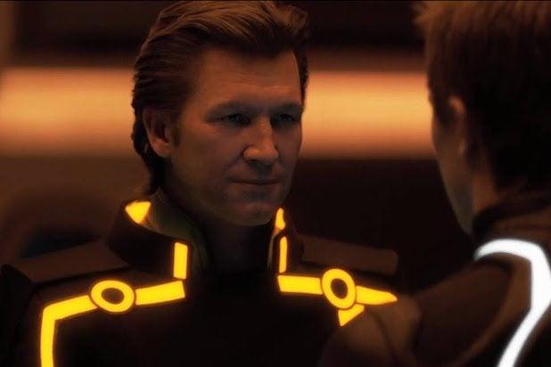 Tron Legacy Jeff Bridges De-Aged