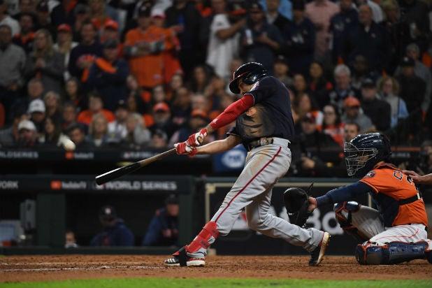 Washington Nationals World Series Winners 2019