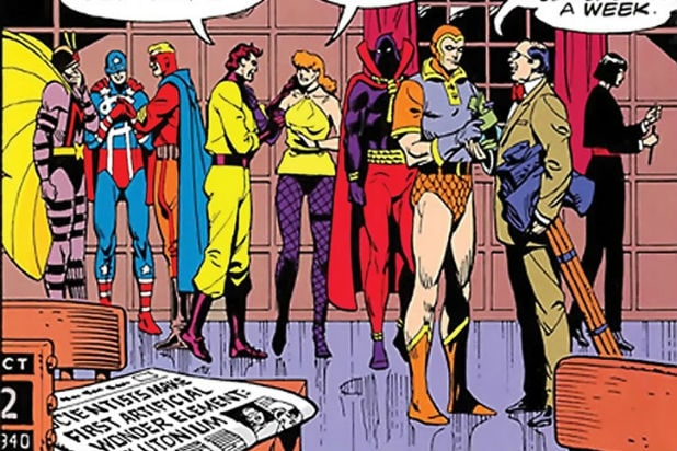 Watchmen Minutemen How HBO Series Ties Into Alan Moore Graphic Novel