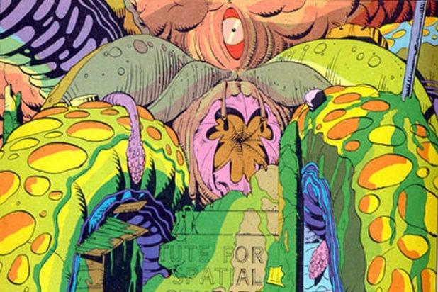 Watchmen Squid how HBO Series Ties Into Alan Moore Graphic Novel