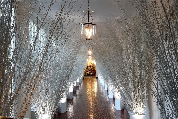 2019 White House Christmas.White House Christmas 2017