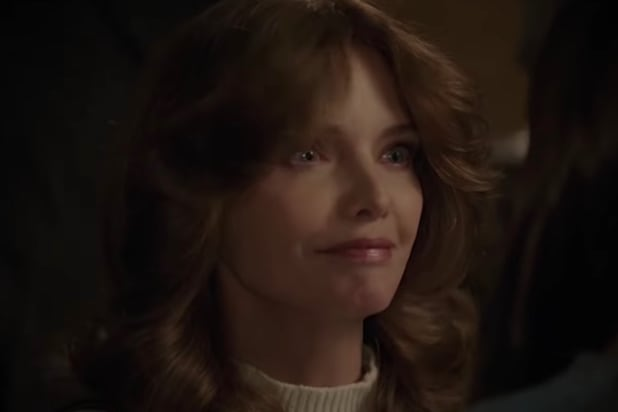 Michelle Pfeiffer Ant-Man and the Wasp De-Aged