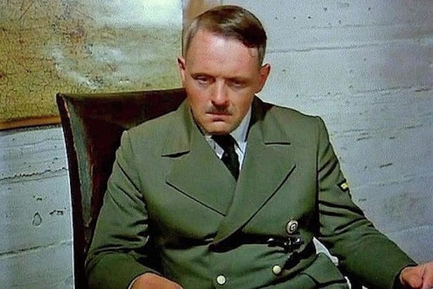 Anthony Hopkins Hitler The Bunker