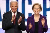 Joe Biden Elizabeth Warren