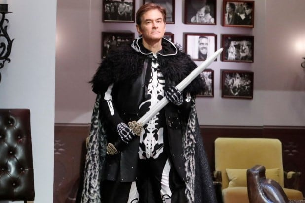 Dr. Oz Halloween 2019