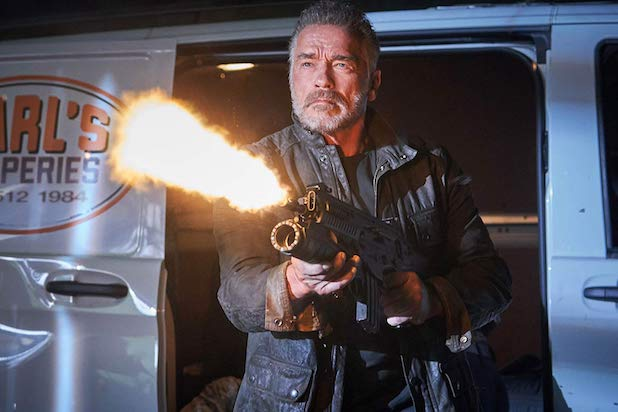 does terminator dark fate have a post-credits scene