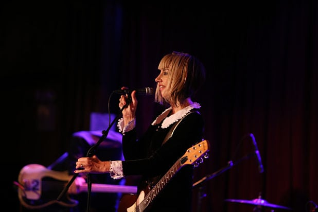 Kim Shattuck The Muffs Pixies