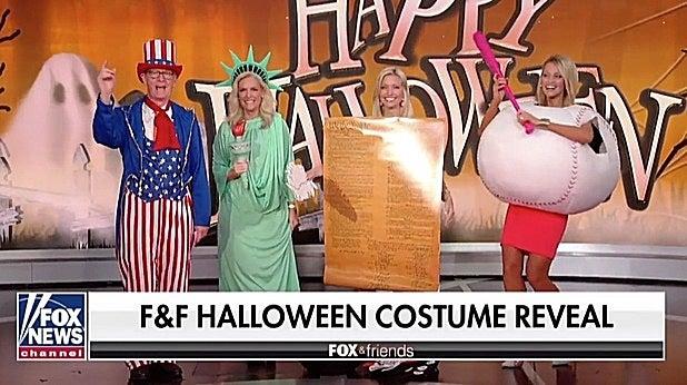 Fox and Friends Halloween