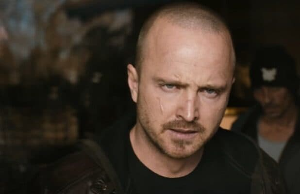 Aaron Paul El Camino Breaking Bad
