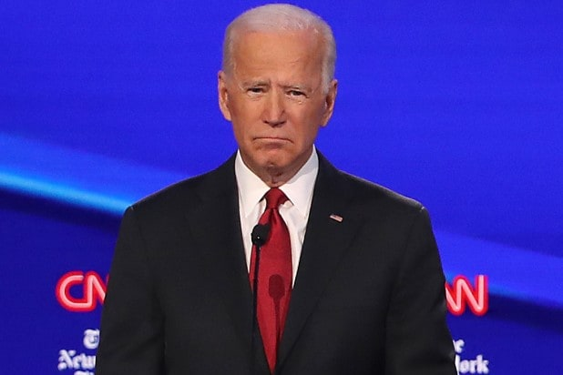 Joe Biden Fourth Democratic Debate