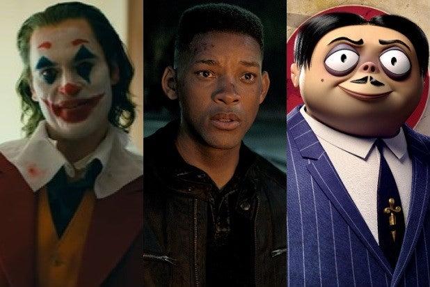Joker Gemini Man Addams Family