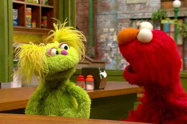 Sesame Street Introduces Karli Whose Mother Has An Opioid