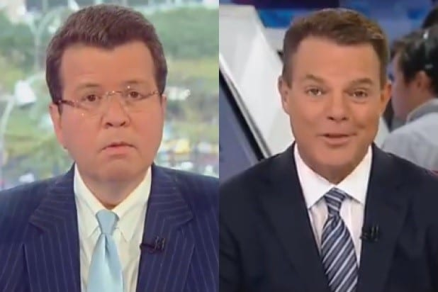 Neil Cavuto Shepard Smith