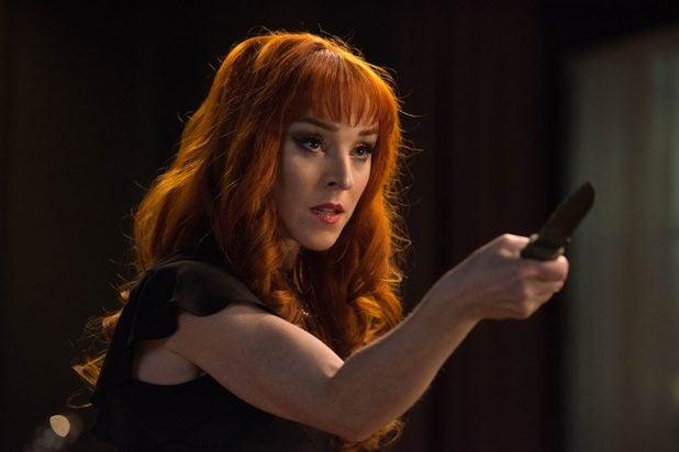Supernatural Rowena