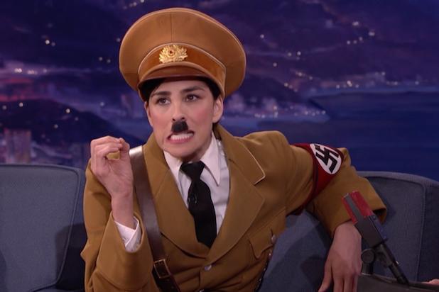 Sarah Silverman Hitler Conan Trump