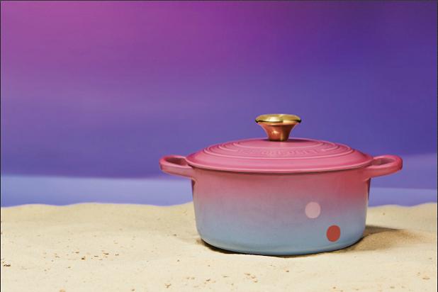 Star Wars hand-made Tatooine round Dutch oven.
