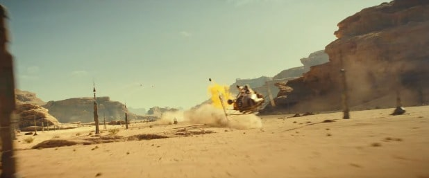 star wars episode ix the rise of skywalker desert planet