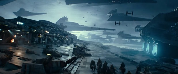 star wars episode ix the rise of skywalker final trailer takeaways space horses on a star destroyer