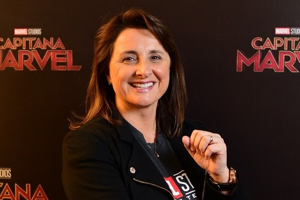 Victoria Alonso Marvel