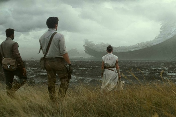we have no idea what star wars episode ix the rise of skywalker is about