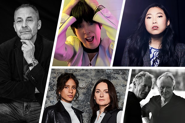 Oscar 2020 Contenders, From Awkwafina to Renee Zellweger (Exclusive Photos)
