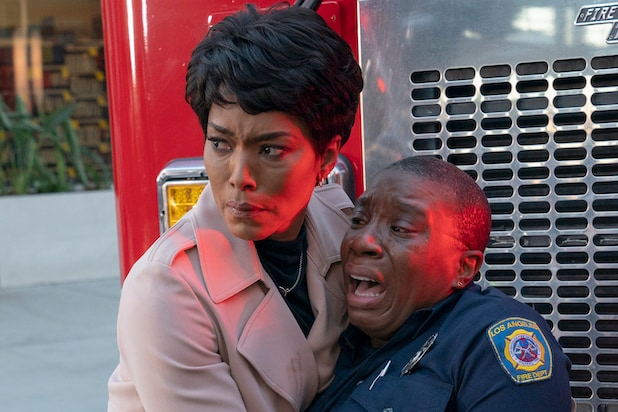 '9-1-1' Star Aisha Hinds Says Hen Is 'Assuming All Responsibility' for That Horrific Accident