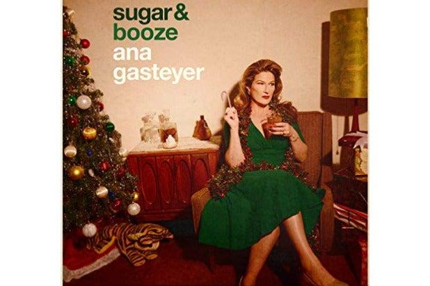 Ana Gasteyer Christmas Album