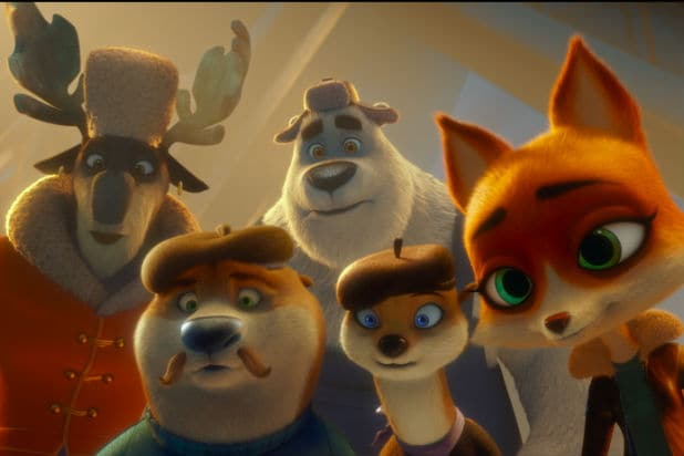 Arctic Dogs Film Review Unremarkable Kids Cartoon Offers