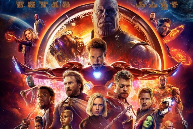 Avengers Infinity War Marvel MCU Why Not on Disney+