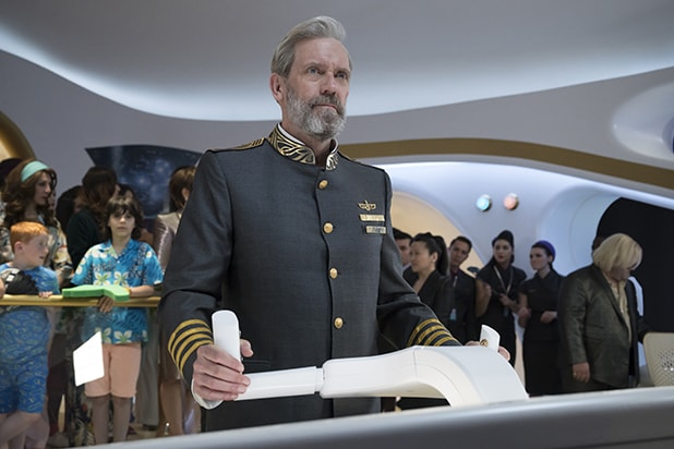 'Avenue 5' Trailer: Hugh Laurie Captains a Luxury Space Cruise Gone Awry in HBO Comedy From 'Veep' Creator (Video)