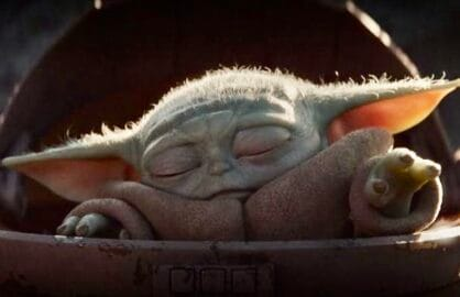 7 Celebrity Baby Yoda Memes More Entertaining Than A