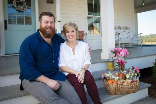 Ben and Erin Napier of HGTV's 'Home Town'