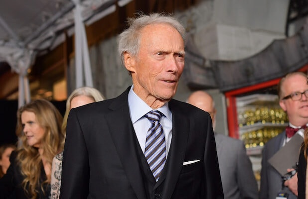 Clint Eastwood AFI Fest Richard Jewell
