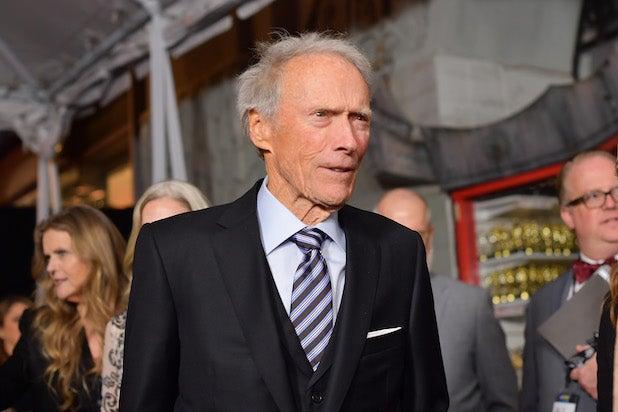 Clint Eastwood AFI Fest Richard Jewell
