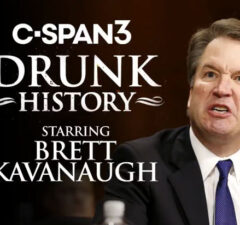Colbert Impeachment Hearing Trump Dunk History Brett Kavanaugh