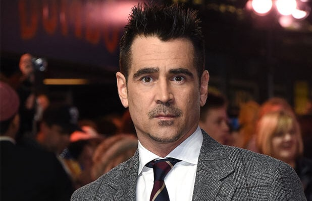 The Batman Colin Farrell In Talks To Play Penguin