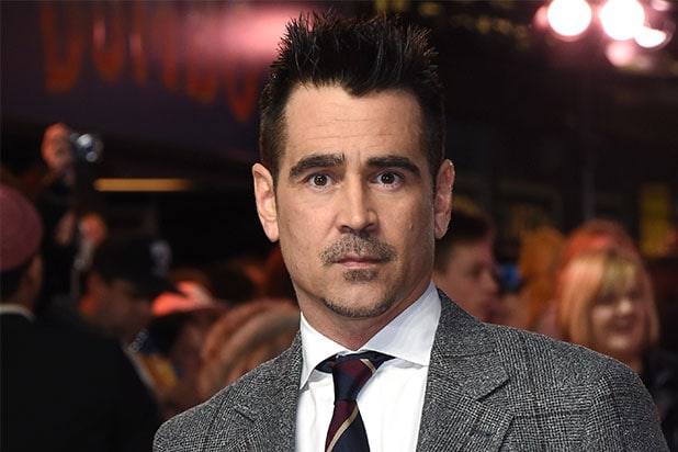 Colin Farrell Penguin The Batman