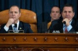 Adam Schiff, Devin Nunes at impeachment inquiry hearing