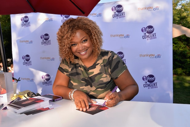 Sunny Anderson Military