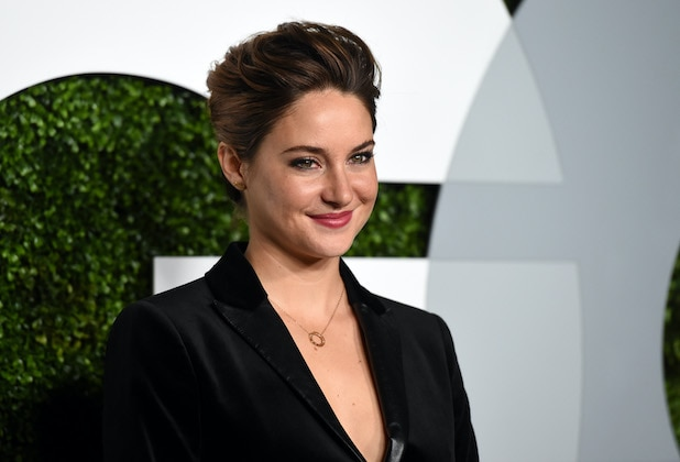 Shailene Woodley at the 2014 GQ Men of The Year Party