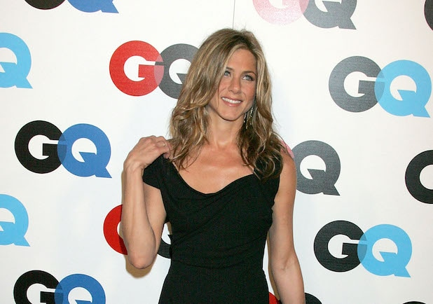 Jennifer Aniston at the 2005 GQ Men of the Year party
