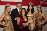 Donald Trump Miss Universe 2006