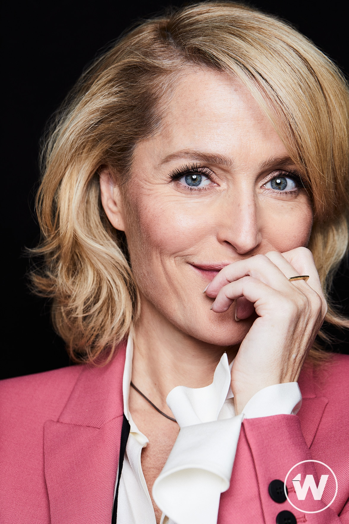 Gillian Anderson, Sex Education