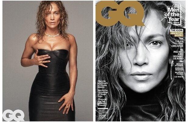 Jennifer Lopez GQ
