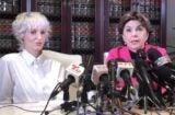 Jane Doe, Gloria Allred press conference